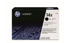Консуматив HP 14X Original LaserJet cartridge; black; 17500 Page Yield ; 1 - pack; LJ M712MFP/M725MFP