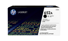Консуматив HP 652A Original LaserJet cartridge; black; 11500 Page Yield ; 1 - pack; HP Color LaserJet Enterprise MFP M680/M651