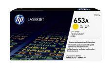 Консуматив HP 653A Original LaserJet cartridge; yellow; 16500 Page Yield ; 1 - pack; HP Color LaserJet Enterprise MFP M680
