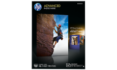 Хартия HP Advanced glossy photo paper inkjet 250g/m2 130x180mm 25 sheets 1-pack borderless