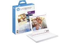 Хартия HP Social Media Snapshots 25 sheets 10x13cm self adhesive