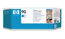 Консуматив HP 90 Standard Original Ink Cartridge; Cyan;  ; HP DesignJet 4000, 4020, 4500, 4520