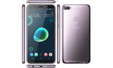 "HTC Breeze (Desire 12+) Silver Purple Dual SIM/6.0"" HD+(720x1440 pixels)18:9/Qualcomm™ Snapdragon™ 450 (Octa-core) 64-bit /3GB/32GB/Main Camera 13MP+ 2MP Autofocus, BSI sensor, PDAF/Selfie 8MP BSI sensor/Li-Ion 2965 mAh/Dual-SIM/4G LTE™ cat.11/Dual S"