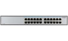 Суич HUAWEI S1724G (24 Ethernet 10/100/1000 ports,AC 110/220V)