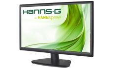 "HANNS.G HL225DBB Монитор 21.5"" WLED Anti glare, 1920x1080 170/160 VGA DVI"