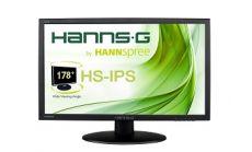 "HANNS.G HS225HPB Монитор 21.5""W  LED , HS-IPS, 1920x1080 178/178 D-Sub, HDMI  Audio Black Glossy"
