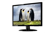 "HANNS.G HE195ANB Монитор 18.5""W  LED,1366x768,90/65,D-Sub, Anti-Glare"