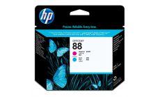 Консуматив HP 88 Standard PHead; Magenta + Cyan;  ;  HP OfficeJet Pro K550; K5400; L7480; K8600