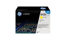 Консуматив HP 643A Original LaserJet cartridge; yellow; 10000 Page Yield ; 1 - pack; CLJ 4700
