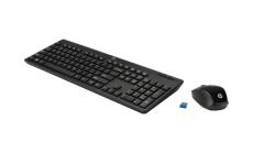 HP Wireless Keyboard Mouse 200
