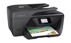 Принтер HP OfficeJet Pro 6960 All-in-One Printer A4; A5; A6; B5; Index card A; Envelopes;DL 1200 x 600 dpi 18 ppm 10 ppm DL HP PCL 3 GUI; HP PCL 3 Enhanced USB 2.0; 802.11b/g/n  WLAN; RJ-11 ADF scan 1 200 x 1 200 dpi