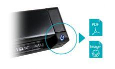 IRIScan Express 4 преносим скенер с OCR софтуер