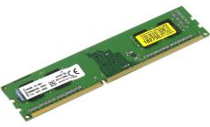 Kingston 2GB DDR3 PC3-12800 1600MHz CL11 KVR16N11S6/2