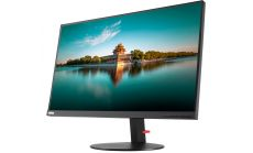 "Monitor ThinkVision P27h 27"" IPS,16:9,2560x1440,178,350cd/m2,1000:1,2xHDMI,DP,DP-out,USB Type-C,USB hub-4 ports,tilt,swivel,pivot and height adjustable stand,3Years"
