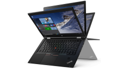 "Lenovo ThinkPad X1 Yoga 3, Intel Core i7-8550U (1.8GHz up to 4.0GHz, 8MB), 16GB LPDDR3 2133MHz, 512GB SSD m.2 PCIe NVME, 14"" WQHD (2560x1440), AR, IPS, Touch, Intel UHD Graphics 620, WLAN AC, BT, WWAN, FPR, 720p Cam, 4 cell, active pen, Win10 Pro, Bl"