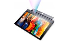 """Lenovo Yoga Tablet 3 Pro 4G/3G WiFi GPS BT4.0, LED Projector up to 70"""", Intel x5-Z8500 2.24GHz QuadCore, 10.1"""" IPS 2560x1600, 4GB DDR3, 64GB flash, 13MP + 5MP cam, MicroSIM, MicroSD up to 128GB, MicroUSB, Quad JBL speakers, 18 hours battery life, And"""