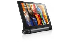 """Lenovo Yoga Tablet 3 8 WiFi GPS BT4.0, Qualcomm 1.3GHz QuadCore, 8"""" IPS 1280x800, 2GB DDR3, 16GB flash, 8MP rotatable cam, MicroSD up to 128GB, MicroUSB, Stereo speakers, 20 hours battery life, Android 5.1 Lolipop, Black"""