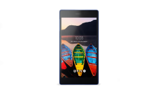 "Lenovo TAB 3 7 Voice 4G/3G WiFi GPS BT4.0, 1.0GHz QuadCore 64-bit, 7"" IPS 1024 x 600, 1GB DDR3, 8GB flash, 5MP cam + 2MP front, MicroSIM, MicroSD, MicroUSB, Splashproof IP52, Android 6.0 Marshmallow, Black"