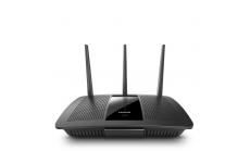 Linksys EA7500 :: AC1900 Dual-Band Wireless Router, Gigabit, 2.4+5.0 GHz, USB 3.0 + USB 2.0, MU-MIMO