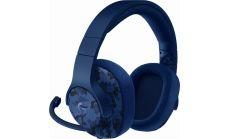 Геймърски слушалки Logitech, G433 7.1 DTS Headphone X, Микрофон, Червени