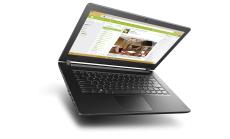 """Lenovo IdeaPad 110 15.6"""" HD N3060 up to 2.48GHz, 4GB, 500GB HDD, DVD, HDMI, Gigabit, WiFi, BT, HD cam, Black"""