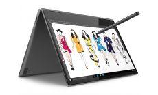 "Lenovo Yoga 730 13.3"" FullHD IPS Antiglare Touch i7-8550U up to 4.0GHz QuadCore, 16GB DDR4, 512GB SSD m.2, Backlit KBD, Fingerprint Reader, USB-C, WiFi, BT, HD cam, Iron Grey, Win 10 + Active Pen"