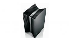 "Lenovo NAS Cloud Storage Intel Atom CE5300, 1GB DDR3, 2 x 3.5"" bay, USB 3.0, Gigabit, WiFi, HDMI, Ebony"