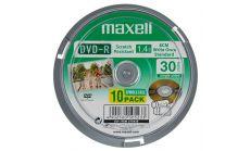 DVD-R Camcorder mini 8 см/ 30 мин. MAXELL /за камери/ blister 1 бр. в PVC case