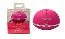 Блутут колонка за мобилни устройства MXSB BT01 розова MAXELL