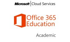 MICROSOFT Office 365 Education E3 for Faculty Open, , Academic, Volume License Subscription (VLS), Cloud, Single Language Language, 1 user, 1 year
