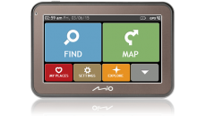 GPS навигация MIO SPIRIT 5100 no map