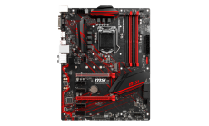 MSI Main Board Desktop B360 (S1151, DDR4, USB3.1, USB2.0, SATA III,M.2, DisplayPort, DVI-D - Requires Processor Graphics, 8-Channel(7.1) HD Audio with Audio Boost, Intel I219-V Gigabit LAN) ATX, Retail
