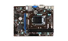 MSI Main Board Desktop iH81 (S1150, DDR3, SATA II,SATA III,PS/2,USB2.0,USB3.0,LAN,Audio Line-In,Audio Line-Out,Microphone-In,DVI,VGA) mATX Retail