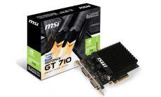 MSI Video Card GeForce GT 710 2G D3 H H2D