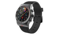 MyKronoz Smartwatch ZeSport Black/Black- Смартчасовник с тъч екран и GPS