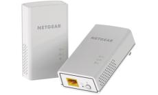 Адаптер Netgear POWERLINE 1000, 1 Gigabit Port, AV2, комплект от 2 броя
