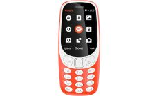 NOKIA 3310 DS WARM RED