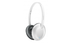 Philips Bluetooth слушалки, цвят: бял