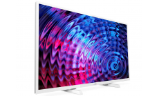 """Philips 32"""" FHD TV, DVB T/C/T2/T2-HD/S/S2,  Incredible Surround, Clear Sound, 16W,  Бял"""