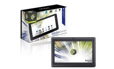 """Point of View Mobii 722C Таблет 7""""- Dual-Core Cortex A7-1.44Ghz/512Mb/7""""1024x600/8Gb/Android 4.4"""
