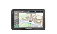 "Prestigio GeoVision 5058, 5.0"", CPU MSTAR 2531 800 MHz, 480х272, 4 GB, 128 MB RAM, 950 mAh, FM, Black, Metal frame; Navitel software, preinstalled BG map ( 1 country), Free Lifetime Map Update"
