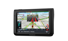 "Prestigio GeoVision 5069 (5.0"", TFT, 800х480, Win CE 6.0, CPU MSTAR 2531A 800 MHz, 128 MB RAM, 4 GB internal, FM, 950 mAh, Dark Grey, Plastic, Magnetic Cradle, PROGOROD navigation software, preinstalled maps: Abkhazia, Armenia, Azerbaijan, Belarus,"