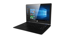 "Prestigio Visconte Ecliptica (13.3"" IPS 1920*1080, Intel Atom x5-Z8300, 2GB+32GB, camera 2 MP,10000 mAh,OS Windows 10 Home, BT, WI-FI, USB 3.0,USB 2.0, mini HDMI, micro SD support up to 128 GB, keyboard EN) Dark Blue"
