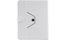 """Prestigio Universal case with stand suitable for most 7"""" tablets – White"""