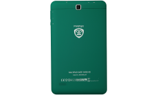 Prestigio MultiPad Wize 3408 4G, 8'', 800*1280 IPS, Quad Core MT8735P processor,1GB RAM+16GB eMMC,2MP front camera+5MP rear camera,4200mAh battery,wifi 2.4GHz b/g/n,BT4.0+HS,GPS,GSM 850/900/1800/1900M,WCDMA 900/2100M,LTE, Green