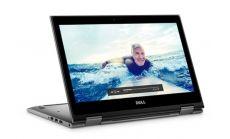 "Dell Inspiron 13 5379, Intel Core i7-8550U (up to 4.00GHz, 8MB), 13.3"" FullHD (1920x1080) IPS Touch Glare, IR HD Cam, 8GB 2400MHz DDR4, 256GB SSD, Intel HD Graphics, 802.11ac, BT 4.1, Backlit Keyboard, MS Windows 10, Era Gray, 3Y NBD"