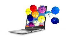 "Dell Inspiron 17 5770, Intel Core i7-8550U (up to 4.00GHz, 8MB), 17.3"" FullHD (1920x1080) Anti-Glare, HD Cam, 8GB 2400MHz DDR4, 1TB HDD+128GB SSD, AMD Radeon 530 4GB GDDR5, 802.11ac, BT 4.1, Linux, Platinum Silver"