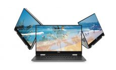 """Dell XPS 9575, Intel Core i7-8705G Quad-Core (up to 4.10GHz, 6MB), 15.6"""" FullHD IPS (1920x1080) InfinityEdge AR Touch, 100% sRGB, HD Cam, 8GB 2400MHz DDR4, 512GB PCle SSD, Radeon RX Vega 870 4GB HMB2, 802.11ac, BT 4.1, TPM, MS Win10, 3Y PS"""