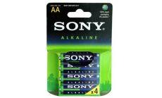 Sony R06 Blue Alkaline  4pcs АА