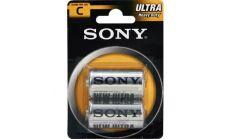 Sony SUM2NUB2A Zinc, R14 ZnCl 2pcs blister